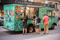 mobile flower truck - Google Search