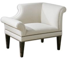 Marlowe Right Armchair | Vielle and Frances