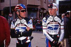 Jamie Burrows and Lance