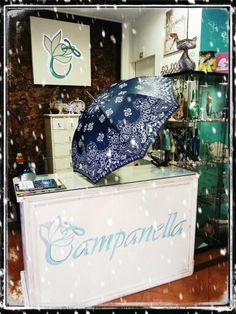 Lluvia elegante en Campanella