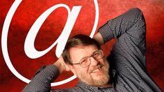 Ray Tomlinson, padre del correo electrónico. Foto: Wired