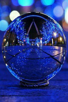 Crystal Clear Orb