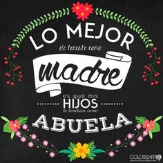 ¿Qué te parece? Happy Mother S Day, Mother And Father, Birthday Quotes, Birthday Cards, 80th Birthday, Happy Everything, Mr Wonderful, Something To Remember, Wine Bottle Crafts