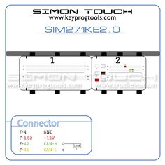 Mercedes SIM271KE 2.0 ECU WIRING to stay updated with our news kindly follow us on https://www.instagram.com/simon_touch_company/ https://www.linkedin.com/in/simontouchleb/ https://twitter.com/SimonTouchLeb www.keyprogtools.com Sales Email:  info@keyprogtools.com simon.touch@hotmail.com Skype Sales: Sales@KeyProgTools Support Email:  support@keyprogtools.com Skype Support: simontouch(lebanon)