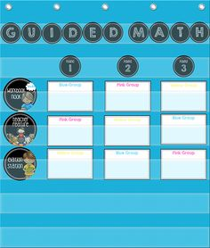 Simply Skilled in Second Guided Math and Math Stations--Great tips on how to set up rotations, resources, and materials in order to differentiate instruction