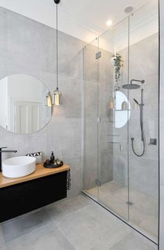134 Modern Bathroom Designs for Your Most Private Area   #bathroom #interior