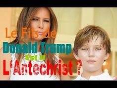 Le fils de Donald Trump est il l'antéchrist ?