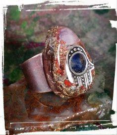 Orgone ring Hamsa