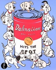 Hit The Spot - 101 Dalmatians