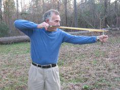 Turn an Old Slingshot into an Arrow Shooting Hunting Tool
