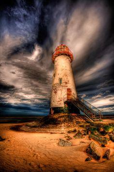 Talacre Lighthouse Photograph  - Talacre Lighthouse Fine Art Print