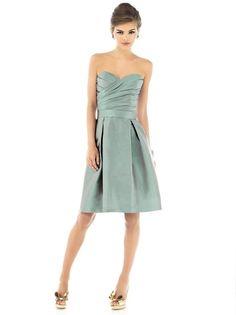 Alfred Sung Dress D538
