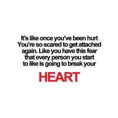 Heartbreaking Quotes, Heartbroken Quotes, Sad Love Quotes -... - Polyvore