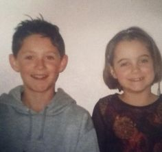 Little Niall with a friend.<<<<<if u don't repin this I'll judge u<<<< you* please speak like a human