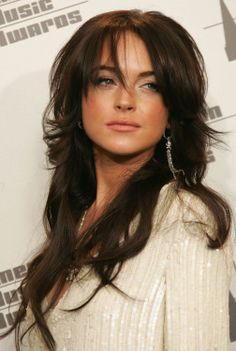 Hello Lindsay Lohan, what part of blood are you travelling on the Louise bus? Lindsay Lohan, Beautiful Celebrities, Beautiful Actresses, Ema Watson, Hot Brunette, Up Girl, New Hair, Redheads, Beauty Women