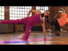 The 7-Minute HIIT Butt Workout Video | Greatist