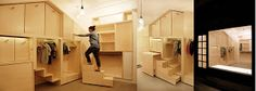 Pop-up house - Archkids. Arquitectura para niños. Architecture for kids. Architecture for children.
