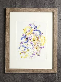 mothers day project framed smashed flowers Flower Crafts, Diy Flowers, Flower Art, Fresh Flowers, Bright Flowers, Spring Flowers, Beautiful Flowers, Diy Gifts Cheap, Easy Diy Gifts