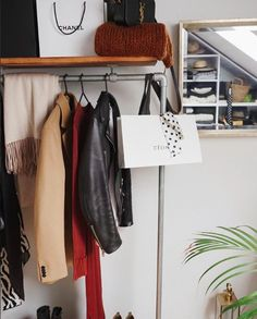 31 Best clothing rails images in 2016 | Coat stands, Walk in Closet