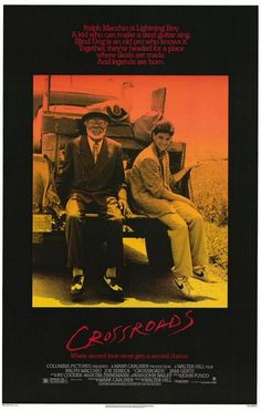 crossroads great movie, lots of familiar places in this movie. Vicksburg, Yazoo City, Greenville, and others.