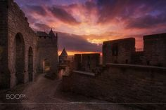 Carcassonne II by Miguel Angel Martín Campos on 500px