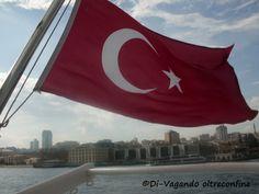 Istanbu,l dal traghetto di linea