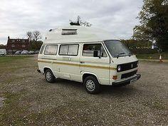eBay: VW T25 CAMPERVAN ,KOMET 12 MONTHS MOT FANTASTIC CAMPER,NO RUST #vwcamper #vwbus #vw