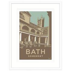 Bath Framed