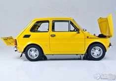 Fiat 126 Autodato – Miguel Toledo Rengel – Join in the world Fiat 126, Cool Trucks, Cool Cars, Fiat Cars, Car Brands, Amazing Cars, Cars And Motorcycles, Dream Cars, Super Cars