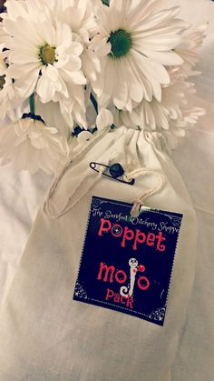 Poppet Mojo Pack, Everything You Need To Customize Your Own Poppet - The Barefoot Witchery Shoppe Marie Laveau, Best Of Intentions, The Conjuring, Voodoo, Barefoot, New Orleans, Everything, Packing, Doll