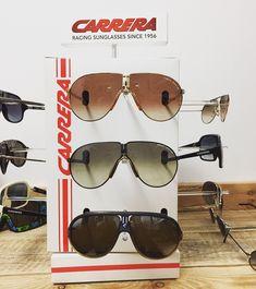 "2911c05673 Just in ""Scarface-Tony Montana""   ""Miami Vice"" vintage Carrera sunglasses  🕶 thanks to"