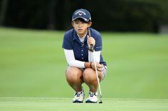「まずは予選通過を目標にしてます」|日本女子オープンゴルフ選手権競技 1日目 長野未祈 <Photo:Chung Sung-Jun/Getty Images>