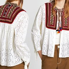 If you do in fact also very long to become hippies spirit, make sure you know all the necessary regulations and style details on how to choose the boho-chic design and style trend! Pakistani Fashion Casual, Pakistani Dresses Casual, Pakistani Dress Design, Boho Fashion, Fashion Dresses, Stylish Dresses For Girls, Stylish Dress Designs, Kurti Neck Designs, Blouse Designs