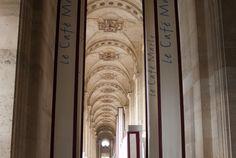 Cafe Marly Musée du Louvre, Paris, France