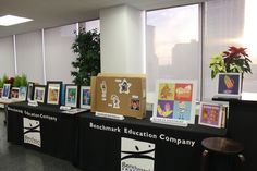 #TBT to last year's Artist Expo of Benchmark Education employees #ThrowbackThursday