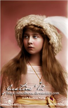 Princess Maria of Romania, Queen of Yugoslavia.
