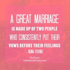 4 Truths About Marriage I Wish Understood Early Covenant MarriageMarriage VowsQuotes