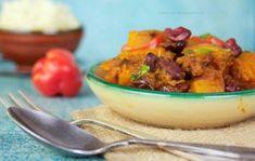 Harissa paszta | Nosalty Potato Salad, Grains, Curry, Paleo, Rice, Potatoes, Vegan, Chicken, Ethnic Recipes