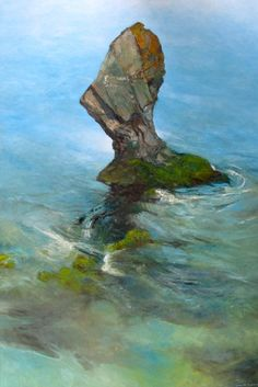 Gerald Squires has found inspiration for many of his landscapes, portraits, and symbolic narratives in the places and people of his n. Atlantic Canada, Canadian Art, Prince Edward Island, New Brunswick, Newfoundland, Nova Scotia, East Coast, Great Artists, Portrait