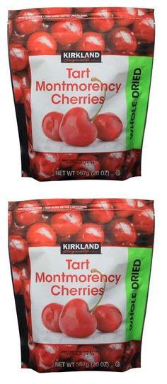 Kirkland Signature Tart Whole Dried Cherries 20 oz, Whole Tart Dried CherriesGreat Snack Montmorency Cherry, Cherry Tart, Dried Cherries, Costco, Harvest, Snacks, Dishes, Vegetables, Sweet