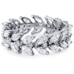 Hey, I found this really awesome Etsy listing at https://www.etsy.com/uk/listing/203847536/275ct-marquise-diamond-eternity-ring