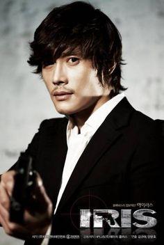 lee byung hun  in IRIS Korean Drama