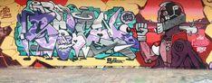 graffiti scien klor aiik sugar c montreal