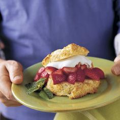 Classic Strawberry Shortcake   52 Fresh & Juicy Strawberry Recipes - Southern Living Mobile