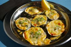 No date.. photo for parmesan clams recipe to run in G food section Library Tag 05192010