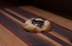 AIP Coconut Flour Thumbprint Cookies