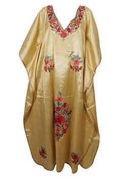2907e84477dd Kimono Kaftan Floral. Mogulinterior · Beach Caftan Dress · Mogul Interior  Women ...