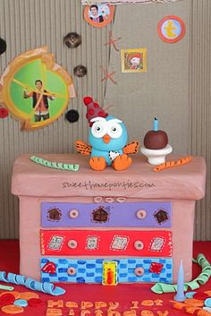 Giggle and Hoot  Birthday Party Ideas | Photo 1 of 18