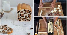 ¡Adorable y delicioso! Un pan de miga de jirafa