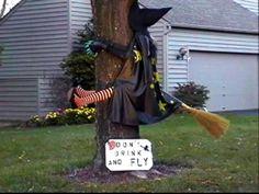 IDEAS  INSPIRATIONS Halloween Decorations , Outdoor Halloween Decorations